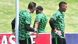Darren Keet and Ronwen Williams Bafana Bafana 2018