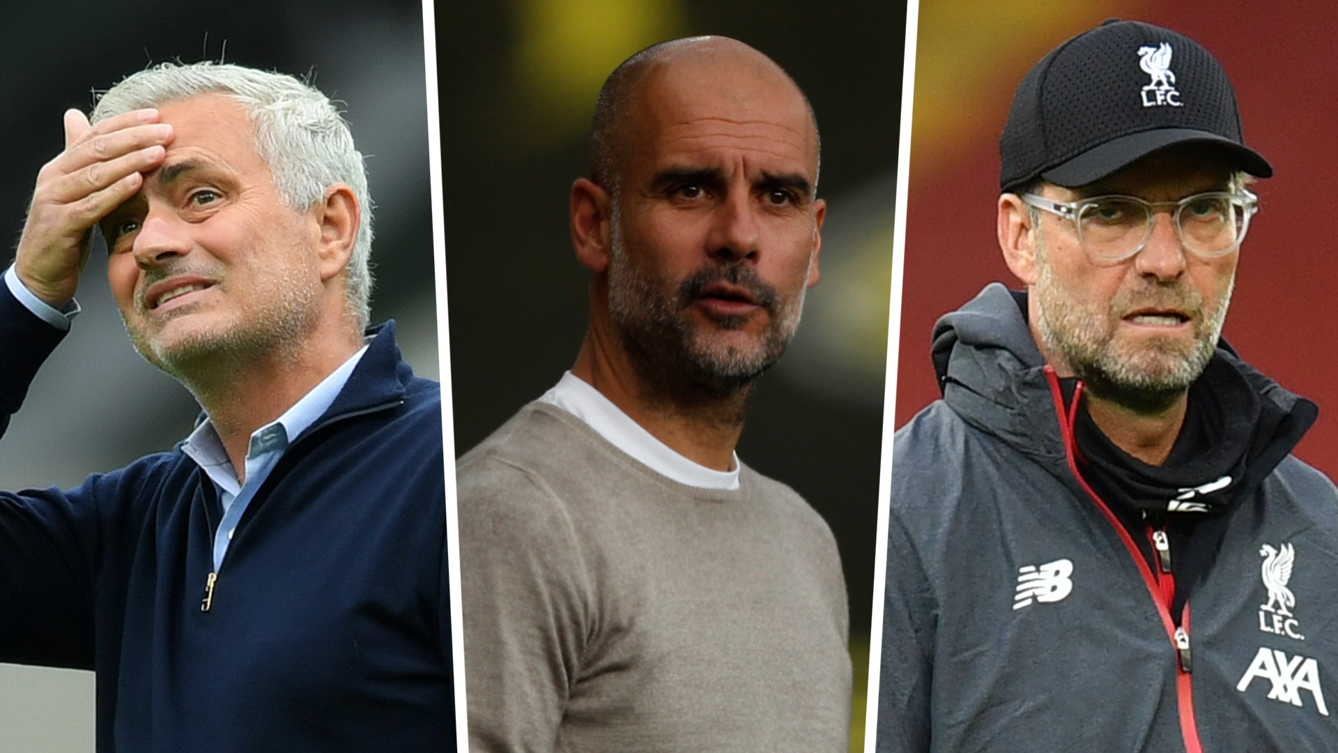 Liverpool the toughest opponent I've ever faced - Guardiola