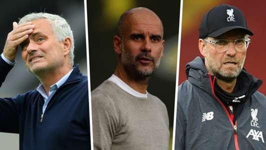 Klopp cùng Pep than vãn về luật thay người, Mourinho phản pháo quá gắt
