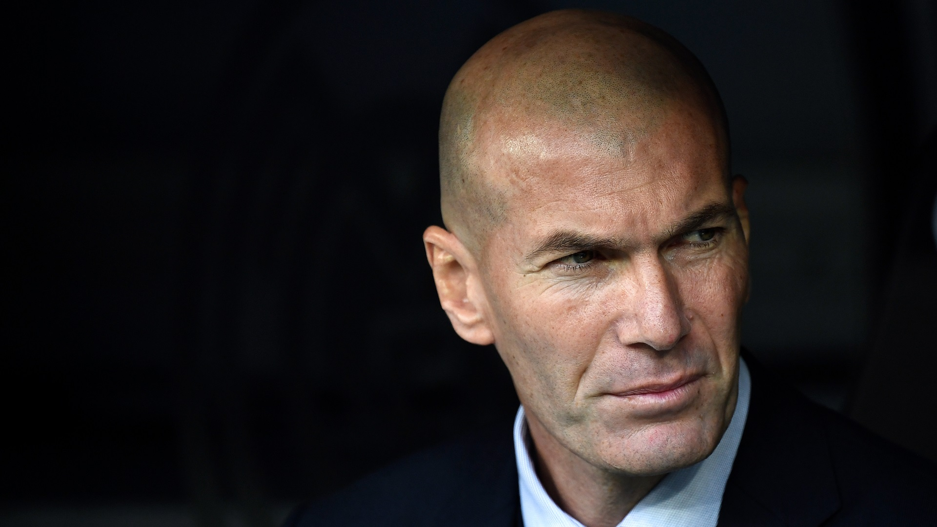 """""""I don't think I'm a coach's disaster"""" – Zidane asked about Real Madrid's future"""