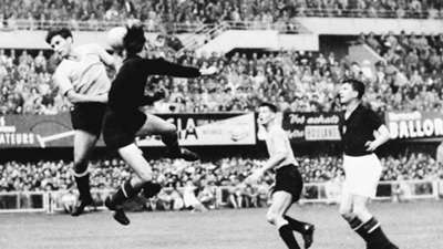 Hungary vs Uruguay World Cup 1954