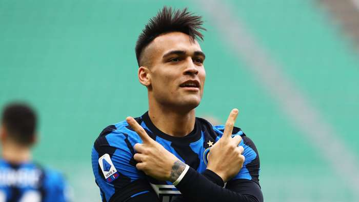Lautaro Martinez Inter 2020-21