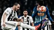 Bonucci Juventus Atletico Madrid Champions League
