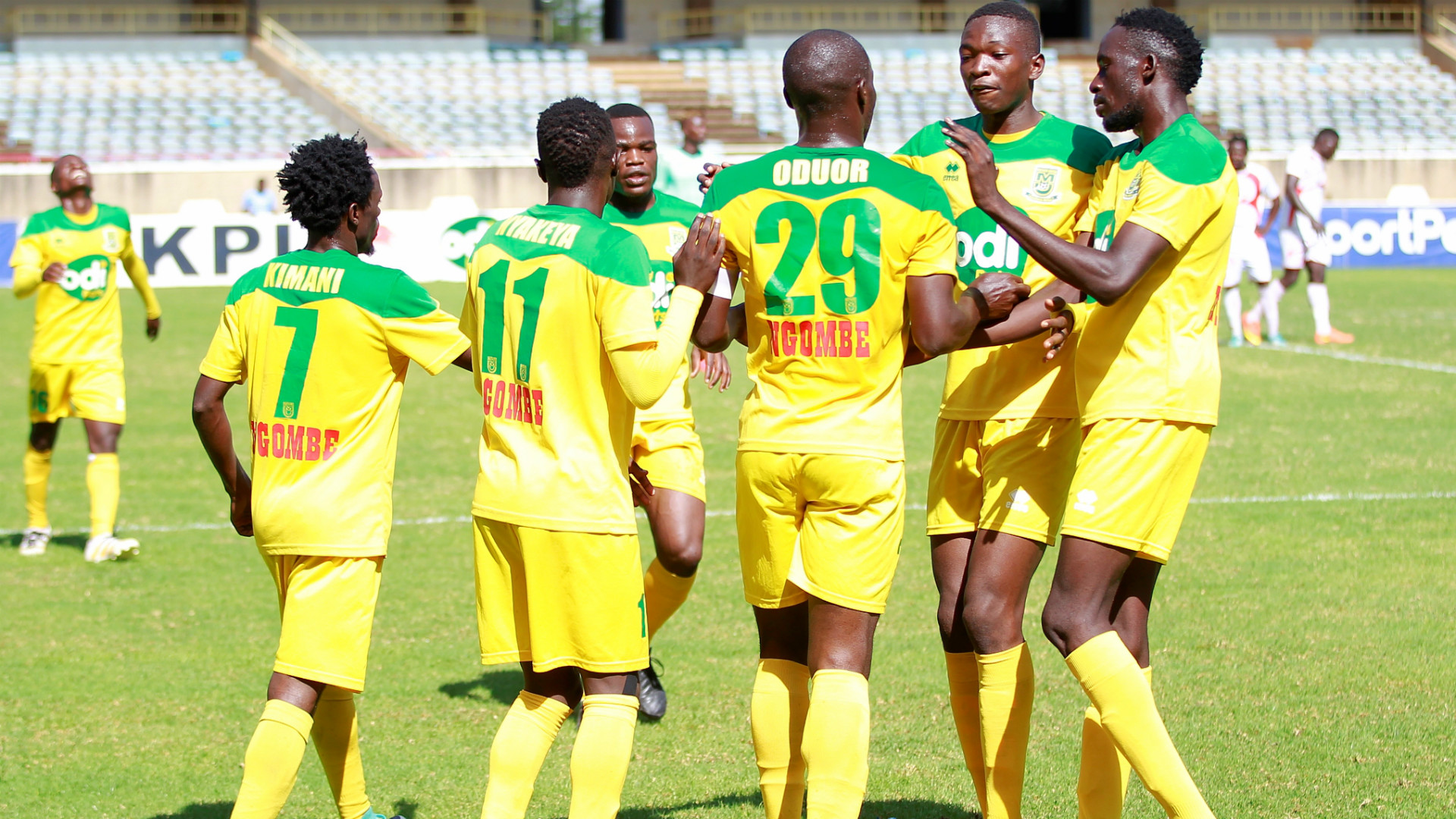 Mathare United players on strike ahead of Kakamega Homeboyz clash | Goal.com