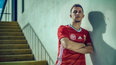 Hungary Euro 2020 home kit