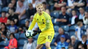 Caoimhin Kelleher Liverpool 2018