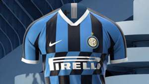 Inter home kit 2019-20