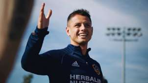 Chicharito LA Galaxy MLS
