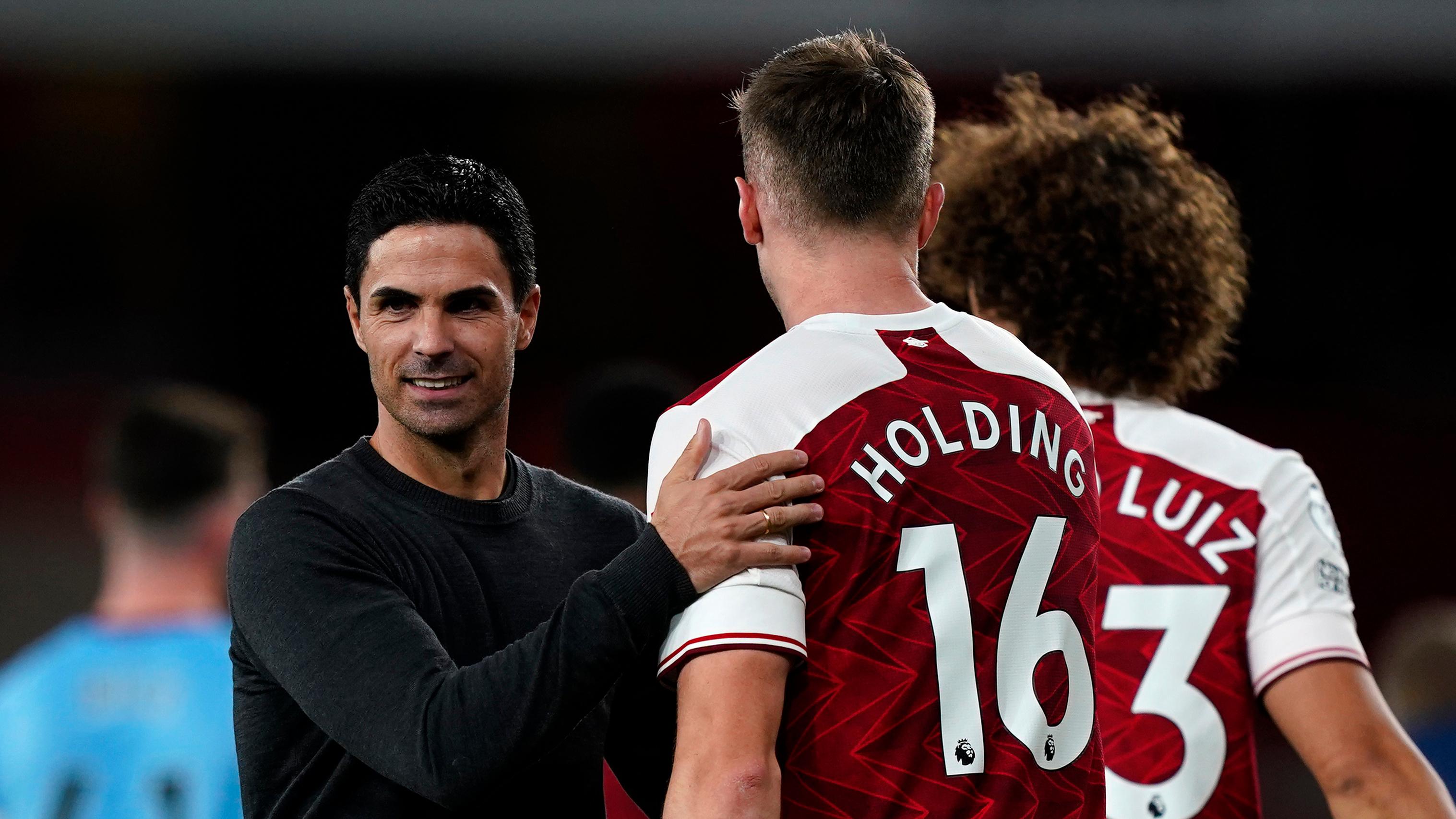 'Arteta addressing Arsenal's embarrassing soft underbelly' – Smith encouraged by 'solid' Gunners