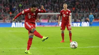 Serge Gnabry FC Bayern Bundesliga 0119