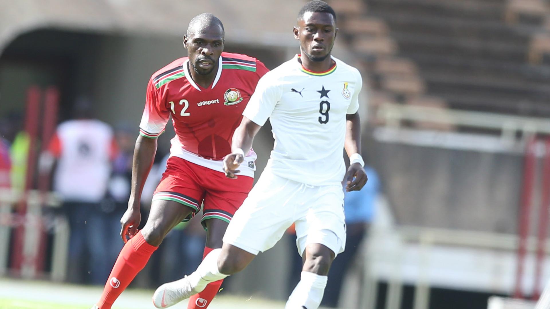 Image result for Joash Onyango Harambee Stars