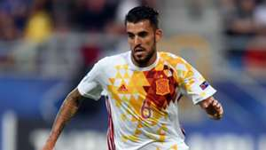 Dani Ceballos Spain U21