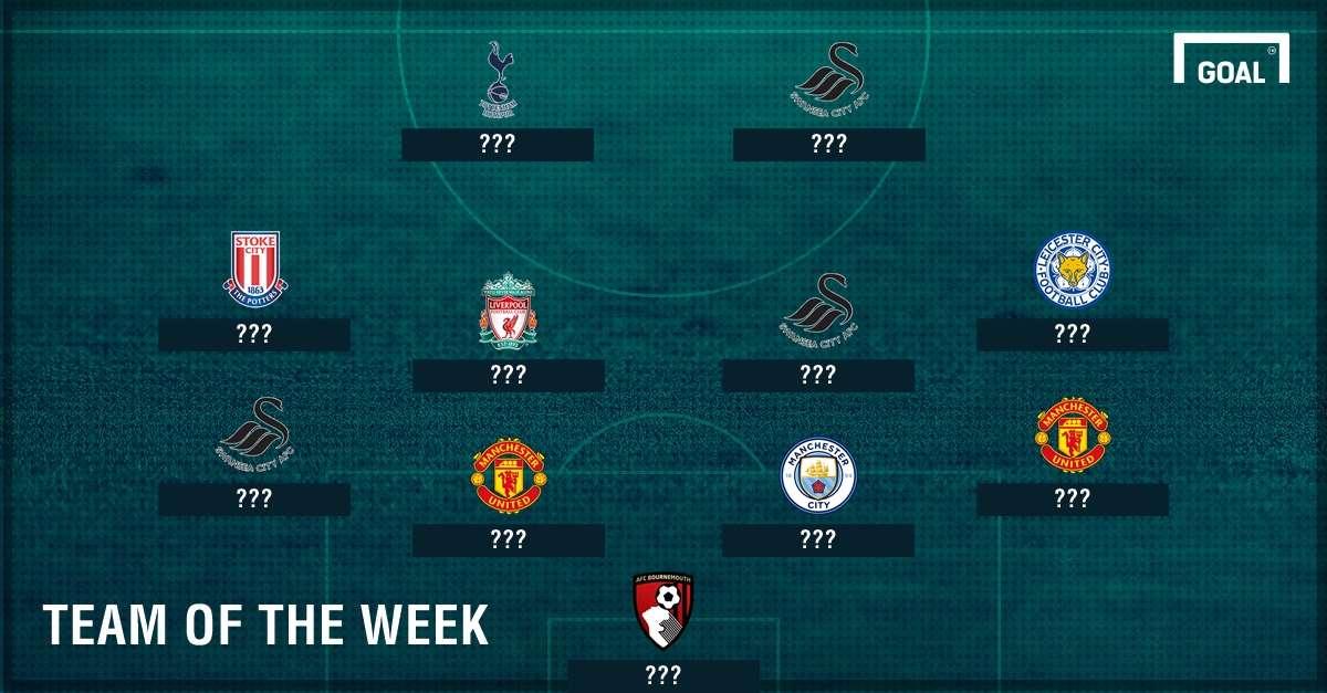 Premier League TOTW 05032017