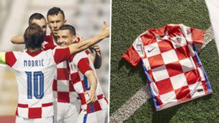 Croatia Euro 2020 home kit