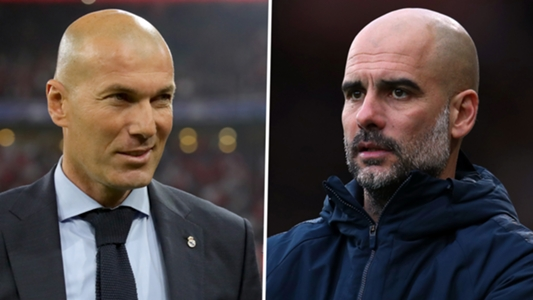 'This is not Zidane vs Guardiola, it's Real Madrid vs Manchester City' - Blancos boss dismisses any Pep rivalry | Goal.com