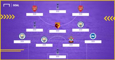 Premier League TOTW 9