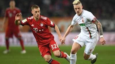 Joshua Kimmich FC Bayern 15022019