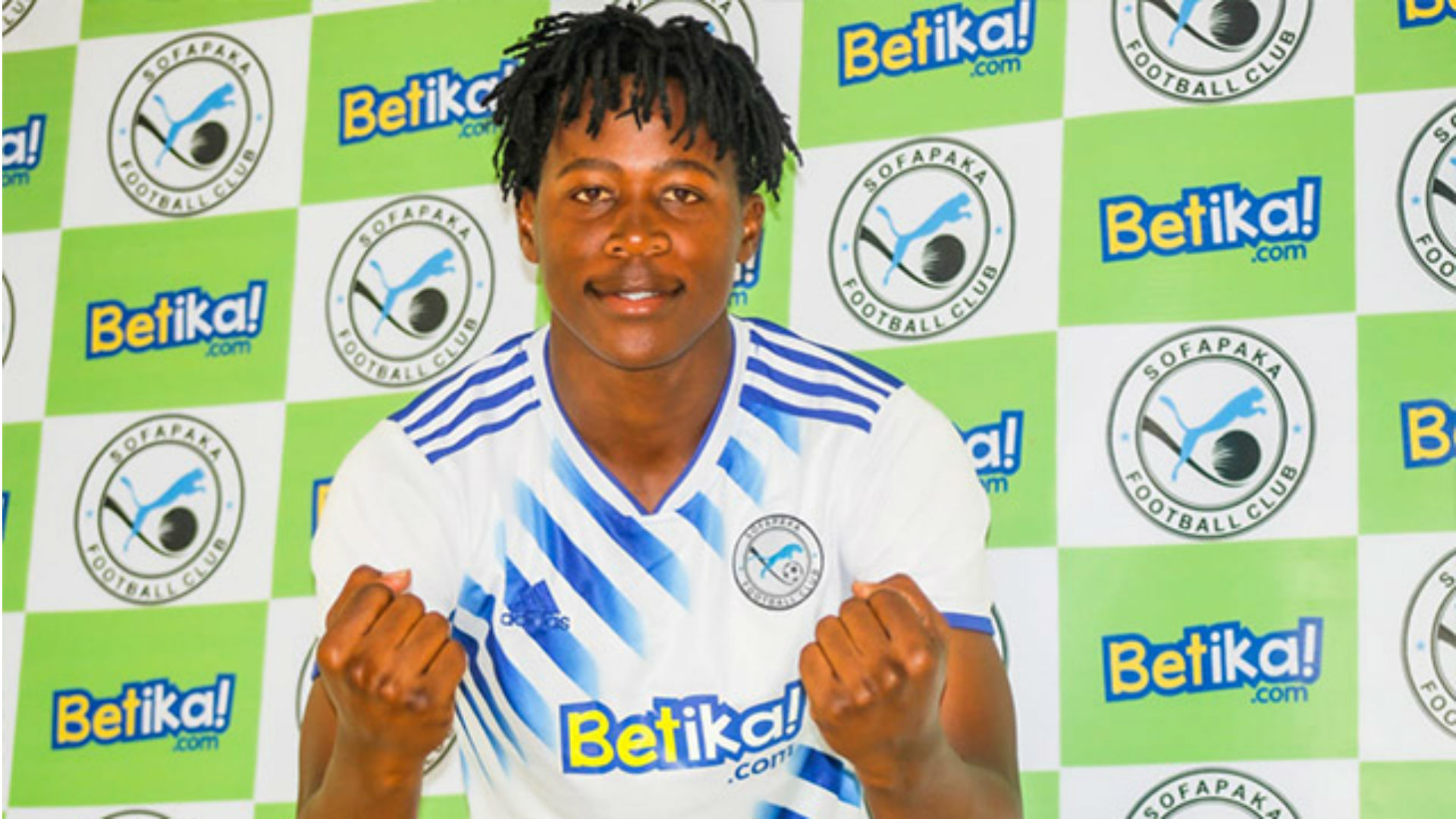 'It is like I never made any move' - Sofapaka FC defender Kibwage