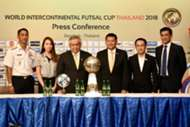 World Intercontinental Futsal Cup Thailand 2018