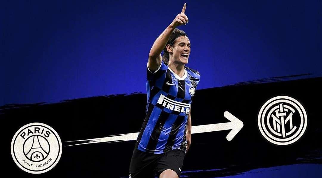 Cavani All Inter Dieci Anni Dopo Nel 2010 La Spunto Il Napoli Goal Com