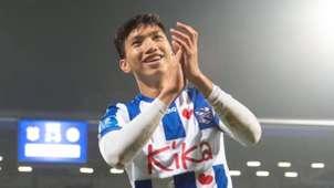 Doan Van Hau made his debut for Heerenveen at KNVB Beker 2019/2020