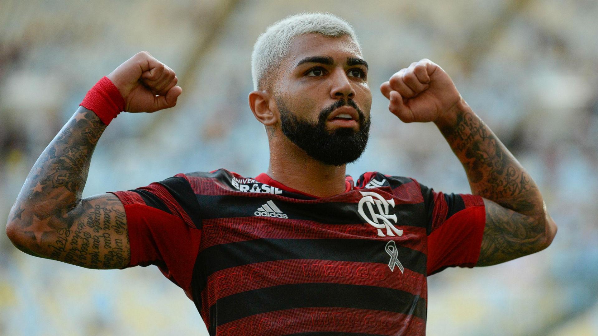 Gabigol Flamengo Fluminense Carioca 24 03 2019