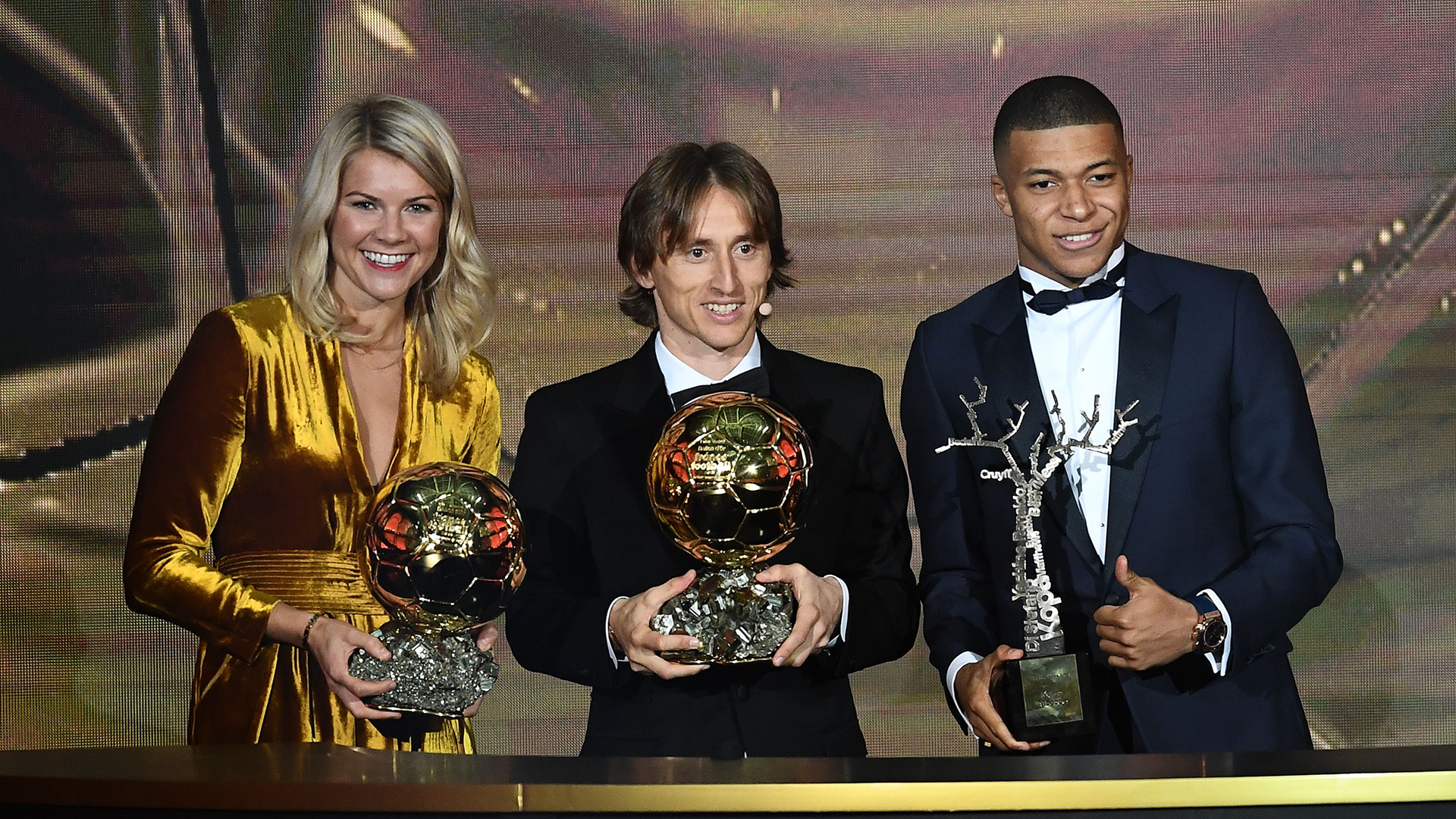 When are the Ballon d'Or & FIF...