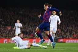 Barcelona Real Madrid La Liga 18122019