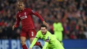 Fabinho FC Liverpool FC Barcelona Champions League 07052019