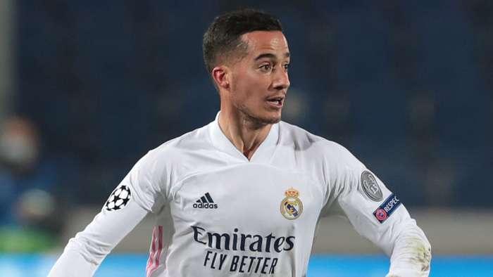 Lucas Vazquez Real Madrid 2020-21