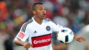 Thembela Sikhakhane of Orlando Pirates