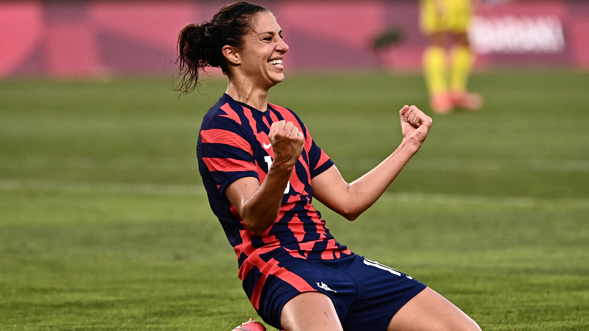 USWNT star Lloyd hints at retirement after brace in bronze medal win vs Australia