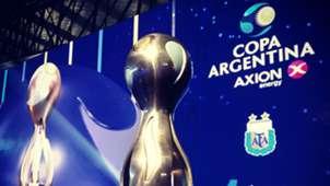 Copa Argentina Sorteo 2020
