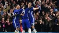 N'Golo Kante Cesar Azpilicueta Eden Hazard Chelsea Manchester United FA Cup 13032017