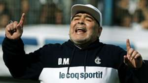 Diego Maradona Gimnasia La Plata 2019-20