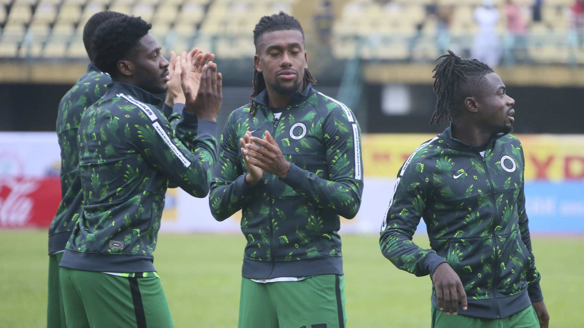 Nigeria at 61: Musa, Iwobi lead Super Eagles to celebrate Independence anniversary