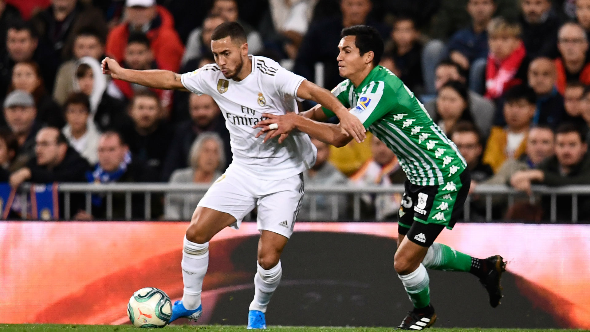 Hazard Real Madrid Real Betis 2019