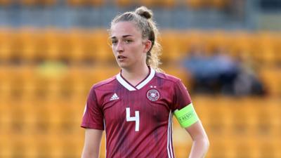 Sophia Kleinherne Germany 2019