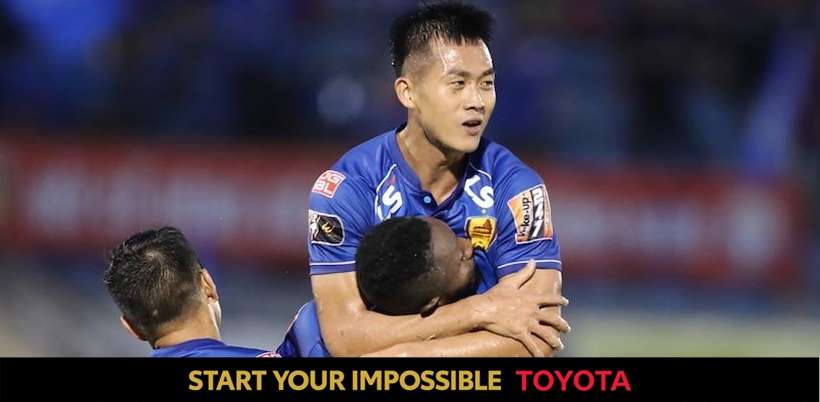 Ha Minh Tuan | Quang Nam | V.League 2019 (Toyota Only)