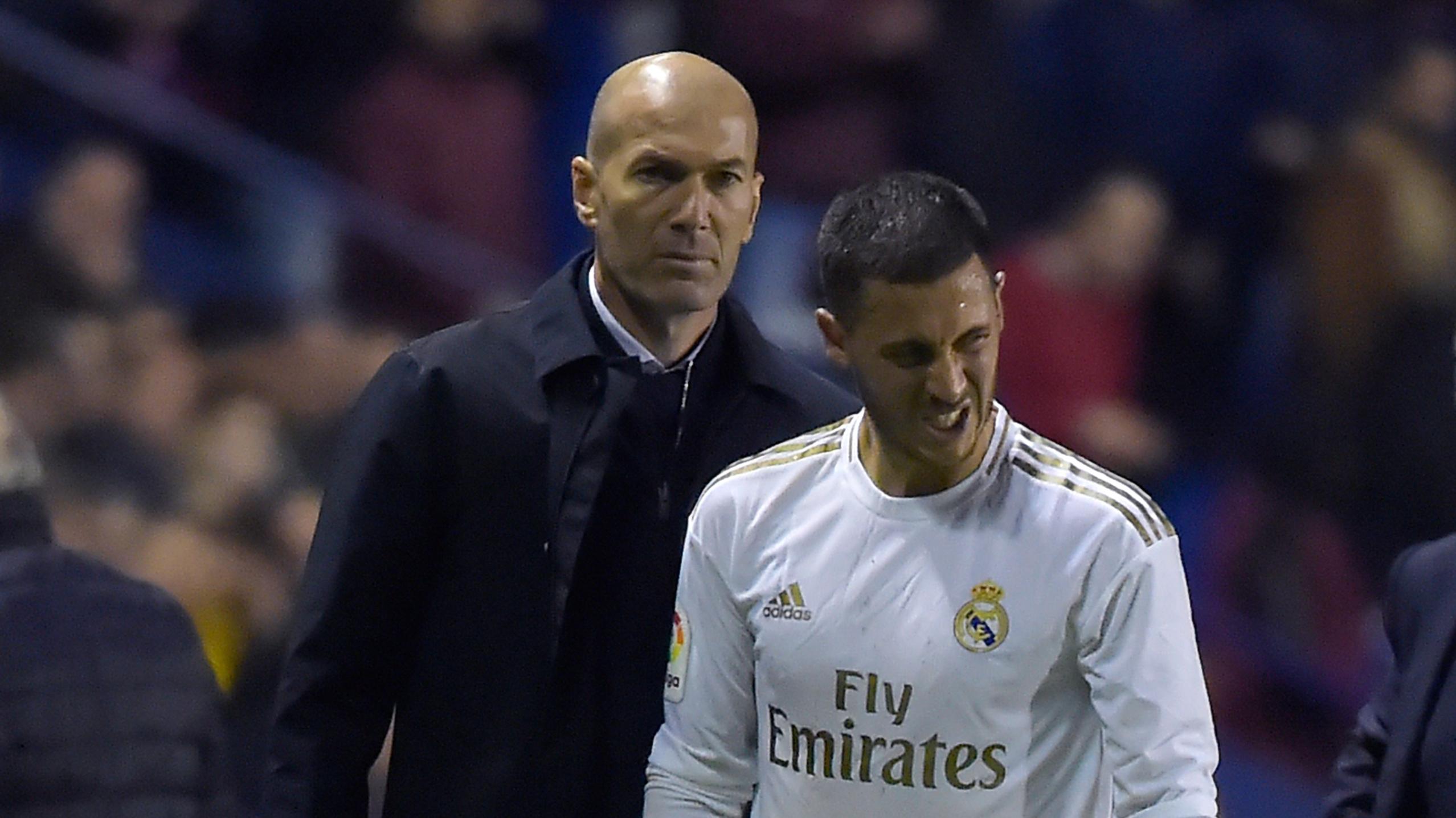 Real Madrid, deux mois d'absence pour Eden Hazard ?