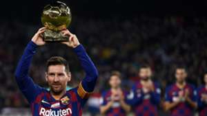 Make it seven! Ballon d'Or winner Messi hits treble as 'MSG' ignite against Mallorca
