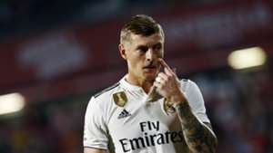 Kroos Real Madrid