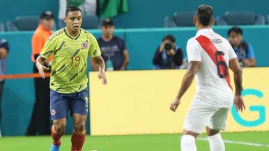 Nómina de la Selección Colombia vs. Perú, por las Eliminatorias: convocados, once y suplentes | Goal.com
