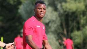 Ayub Timbe ready in Harambee Stars.