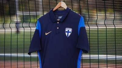 Finland Euro 2020 kit Nike away