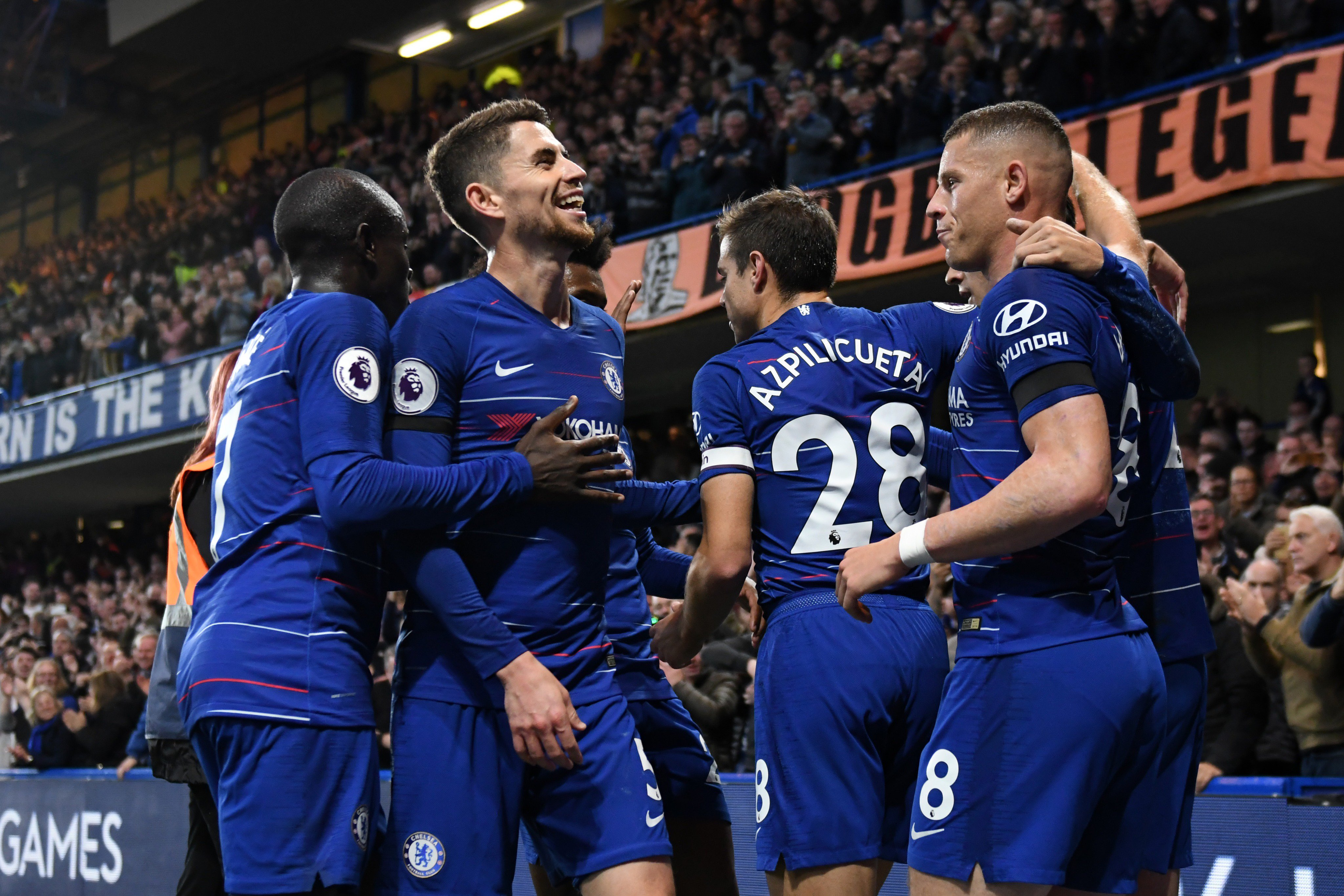 chelsea crystal palace