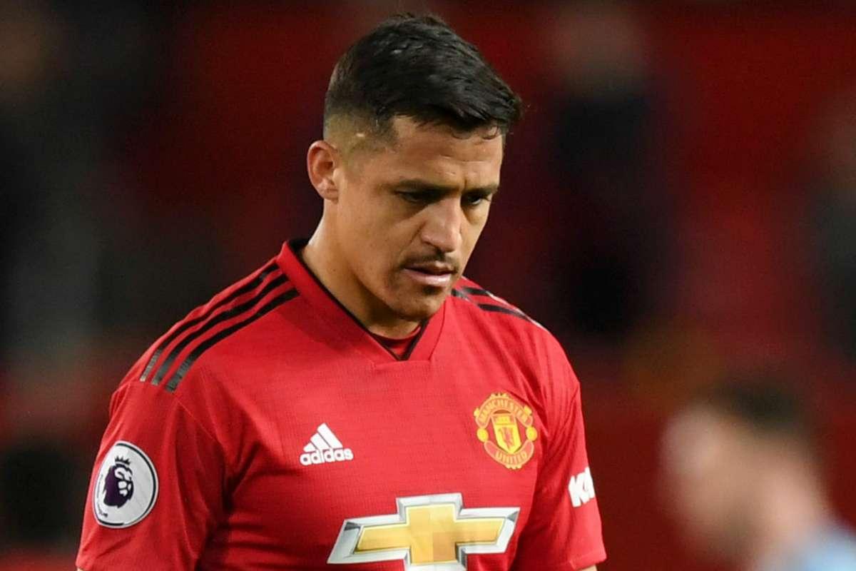 Alexis Sanchez Harus Perjuangkan Tempatnya Di Manchester United ...