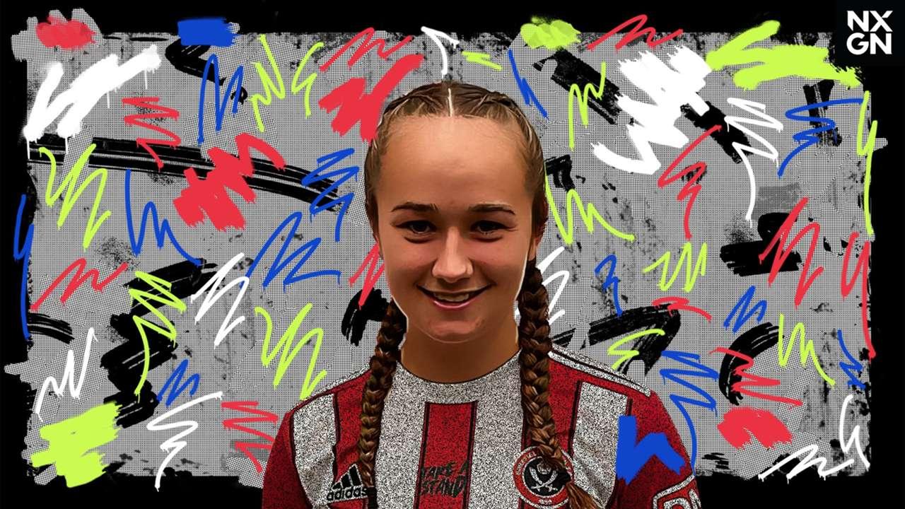 Lucy Watson NXGN GFX