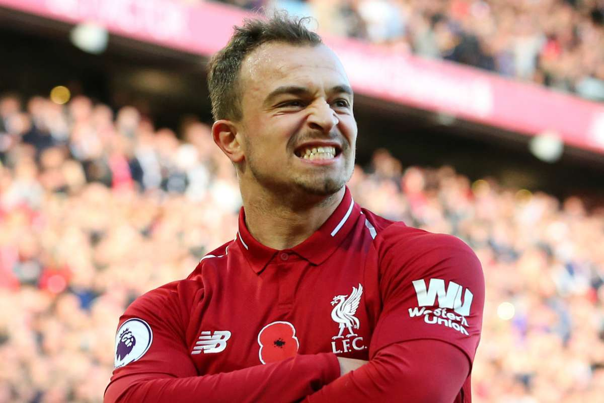 Liverpool Vs Bayern Munich Xherdan Shaqiri Wanted To Face Former Club As He Sees Reds Going Far In The Champions League Goal Com