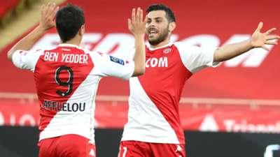 Kevin Volland Monaco Nimes Ligue 1 2911220